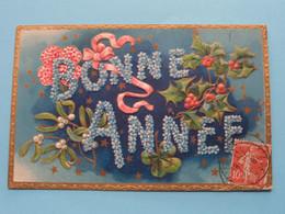 Bonne Année () > 1911 Vitteaux Cote D'Or ( Zie / Voir Photo ) ! - New Year