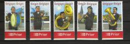 Zegels 3459 - 3463 ** Postfris - Unused Stamps