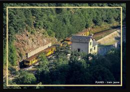66  PLANES  --- Train  Jaune - Otros Municipios