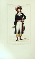 MAIRE REPRESENTANT Du PEUPLE, DIRECTOIRE-XVIII°s-7/53-1852 - Stampe & Incisioni
