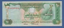 UNITED ARAB EMIRATES - P.20b – 10 DIRHAMS2001 - UNC - United Arab Emirates