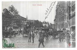 Paris Les Halles à La Pointe Ste Eustache - Arrondissement: 01