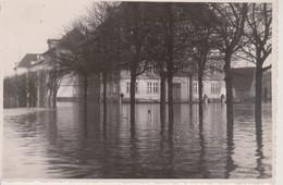 57 - THIONVILLE - PHOTO INONDATION 31.12.1947 - ALLEE POINCARE - COLLEGE DE JEUNES FILLES - Thionville