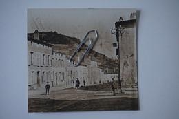 Foto: 1. Weltkrieg WW1 /  Hauptstrasse In Gorz / Saint-Julien-lès-Gorze ? 28.03.1917 Ca8x8,5cm - Oorlog, Militair