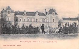 79 - MANSIGNE Chateau De La Costière ( Côté Sud-Est ) CPA Village (  1.550 Habitants) - Deux Sèvres - Other Municipalities