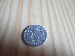 France - 2 Francs Francisque 1944.N°2218. - I. 2 Francs