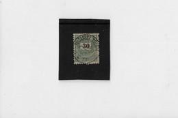 Belle Obl  N:33 , Année 1888/98 , Dent 12 TB - Gebraucht