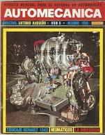 Revista Automecánica Nº 6. Octubre 1969. Automec-6 - Other
