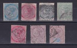 D 132 / JAMAIQUE / LOT  OBL - Jamaica (1962-...)