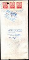 Bolivia 1978 Letra $b80.-.HERMENCA . TIPO H&A 130 3x$b5 O. Millán Ltda. - Bolivia