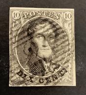 Medaillon 3 Gestempeld P2 AMAY - 1849-1850 Medaillons (3/5)