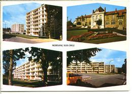 91390 MORSANG-SUR-ORGE - Immeubles Et Mairie - Morsang Sur Orge