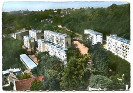 91120 PALAISEAU - CPSM 10,5x15 - Immeubles De La Butte à La Reine - Véritable Photo Au Bromure - Palaiseau