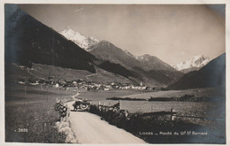 Suisse Liddes Route Du Grand Saint Bernard - Otros