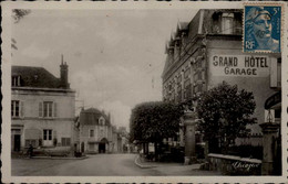 03-MARCILLAT...ROUTE D'EVAUX LES BAINS...CPSM PETIT FORMAT - Other Municipalities