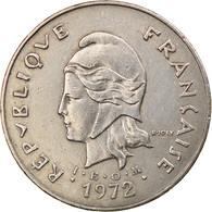 Monnaie, Nouvelle-Calédonie, 50 Francs, 1972, Paris, TTB, Nickel, KM:13 - New Caledonia