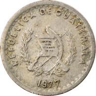 Monnaie, Guatemala, 5 Centavos, 1977, TB+, Copper-nickel, KM:270 - Guatemala