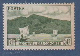 COMORES             N° YVERT   2   NEUF SANS CHARNIERES  (NSCH 02/02 ) - Unused Stamps