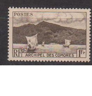COMORES             N° YVERT   3   NEUF SANS CHARNIERES  (NSCH 02/02 ) - Unused Stamps