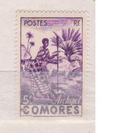 COMORES             N° YVERT  5   NEUF SANS CHARNIERES  (NSCH 02/03 ) - Unused Stamps