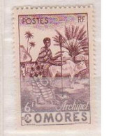 COMORES             N° YVERT  6   NEUF SANS CHARNIERES  (NSCH 02/03 ) - Unused Stamps