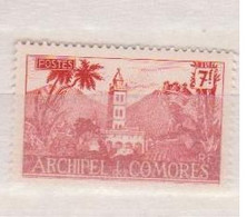 COMORES             N° YVERT  7   NEUF SANS CHARNIERES  (NSCH 02/03 ) - Unused Stamps
