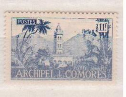 COMORES             N° YVERT  9   NEUF SANS CHARNIERES  (NSCH 02/03 ) - Unused Stamps