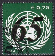 UNO WIEN 2010 Mi-Nr. 677 O Used - Aus Abo - Gebraucht