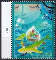 UNO WIEN 2012 Mi-Nr. 753 O Used - Aus Abo - Gebraucht