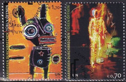 UNO WIEN 2013 Mi-Nr. 791/92 O Used - Aus Abo - Gebraucht
