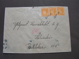Finnland , 1949 - Cartas