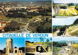 55 - Verdun - Citadelle - Multivues - Verdun