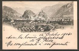Carte P De 1900 ( Sion ) - VS Valais