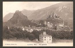 Carte P De 1906 ( Sion / Vue Générale ) - VS Valais