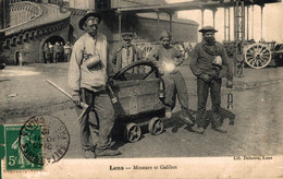 X23626   LENS MINEURS ET GALIBOT - Lens