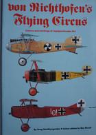 Book Von Richtofen 's Flying Circus Colour Markings JG1 Jagdgeschwader 1 1914-18 Aviation Vliegtuig Plane Aircraft WW1 - Guerra 1914-18