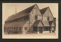14 Honfleur / Eglise Ste Catherine - Honfleur