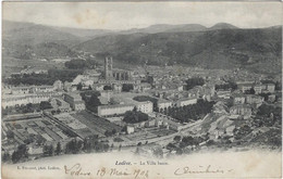 34  Lodeve   -  La Ville Basse - Lodeve