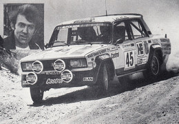AK - Rudi Stohl Auf Lada 1600 VFTS - Rally Racing