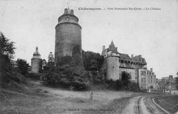 CHATEAUGIRON - Petit Séminaire Sainte-Croix - Le Château - Châteaugiron