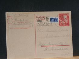 52/008 CP    ALLEMAGNE  1950 - Postales - Usados