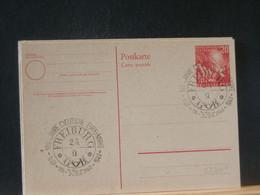 52/009  2 CP    ALLEMAGNE  1949 - Postales - Usados