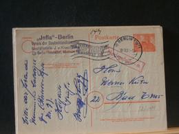 52/011  CP    ALLEMAGNE/BERLIN  1951 - Postales - Usados