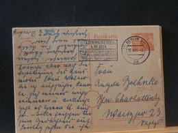 52/012 CP    ALLEMAGNE/BERLIN  1954 - Postales - Usados