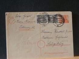 52/013 CP    ALLEMAGNE/BERLIN  1953 - Postales - Usados