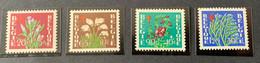 1950 - Antiteringzegels, Verschillende Bloemen - Postfris/Mint - Unused Stamps