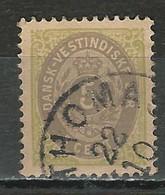Dänisch Westindien Mi 17 II, Sc 19 - Danemark (Antilles)