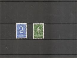 Pays-Bas ( Services 24/25 Oblitérés) - Dienstpost