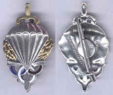 Insigne Du Brevet De Préparation Militaire Parachutiste - Army