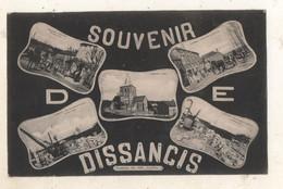SOUVENIR DE DISSANGIS    Multivues - Other Municipalities